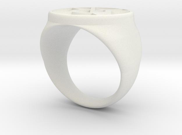 Agent Orange Ring (21) Larfleeze Variant 3d printed