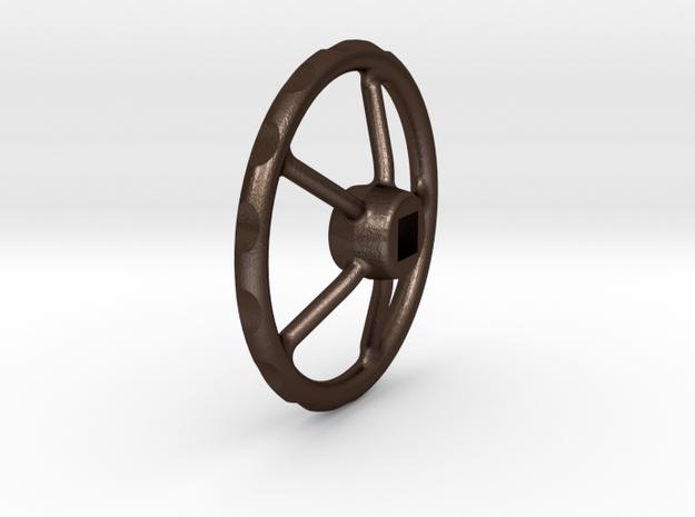 handwheel D20 T5 4kt-2,5 3d printed