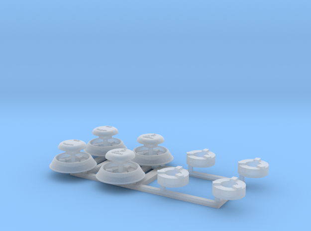 M4 Ventilator 1 16scale 3d printed