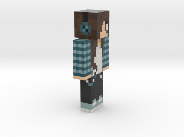 12cm | soccergirl29 3d printed