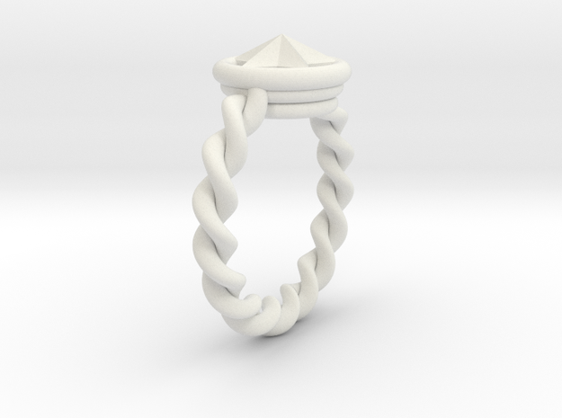 Ringster twist 3d printed