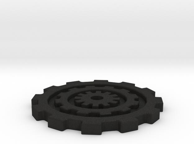 40mm Gear Base 3d printed