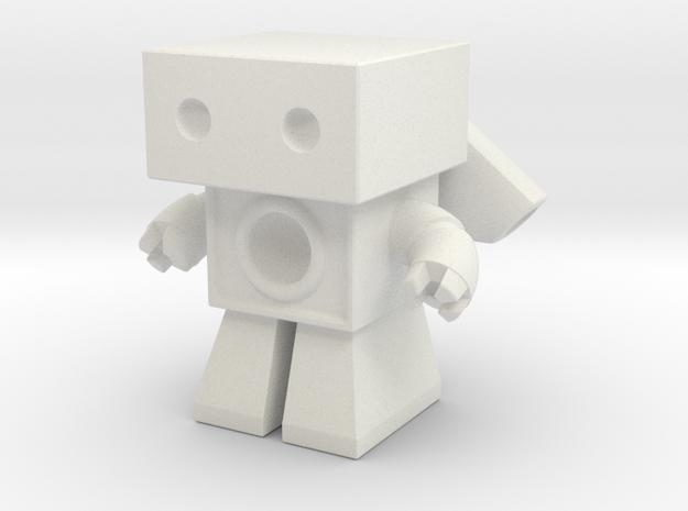 Robot 0025 Jet Bot Sonic Boom Bot