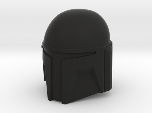 Custom T-Slit Helmet 3d printed