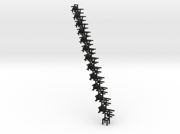 Chairs Chain 3d printed