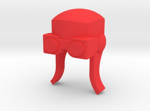 Aviator Helmet 3d printed