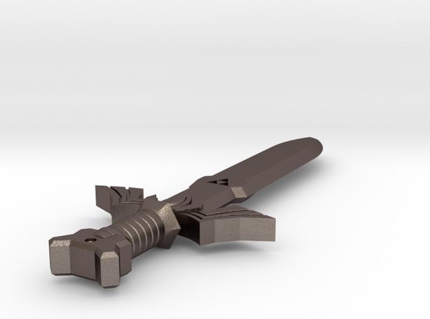 Toon Master Sword 3d printed