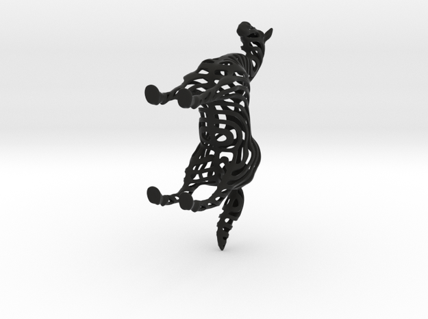 Horse--K 3d printed
