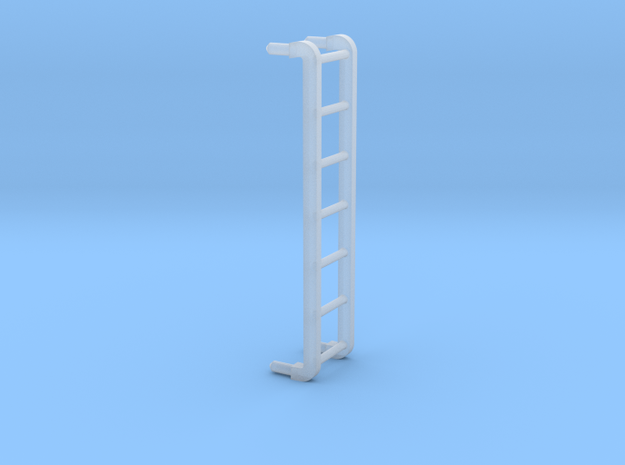 Santa Fe 4-8-4 Tender ladder in Smooth Fine Detail Plastic