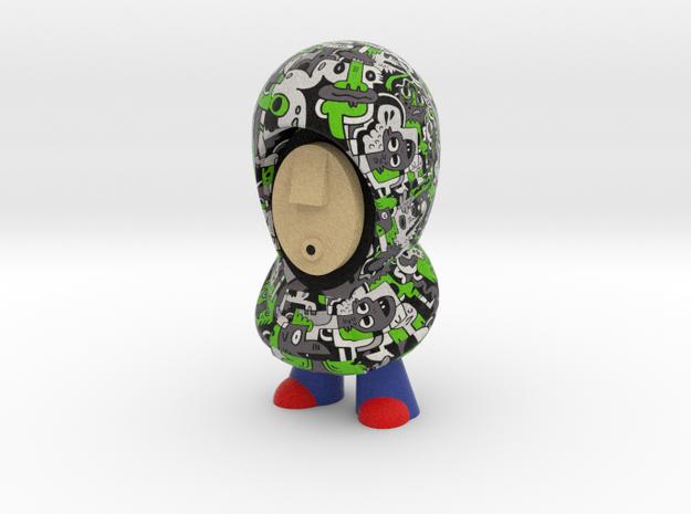 7cm Sibi Hoodie 3d printed