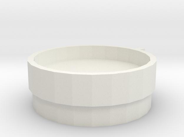 Ord_Sensor_Base in White Natural Versatile Plastic