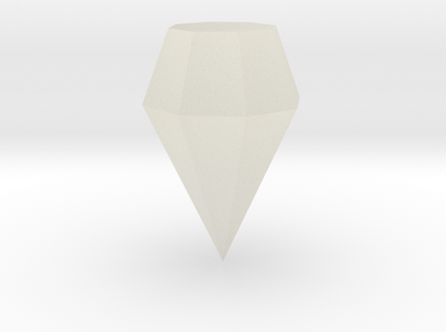 downloadable diamond 3d printed