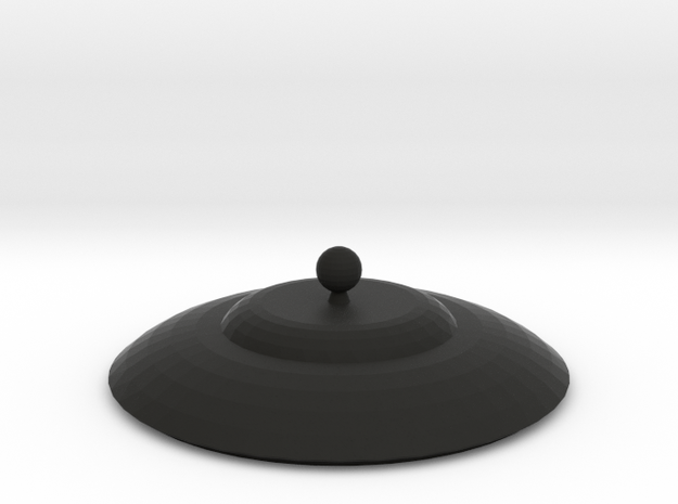 Sugar pot lid 3d printed