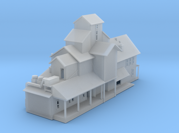 Smith's Feed Mill 1  in Smooth Fine Detail Plastic