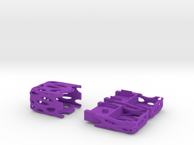 Growth Pattern Usb Drive 3d printed