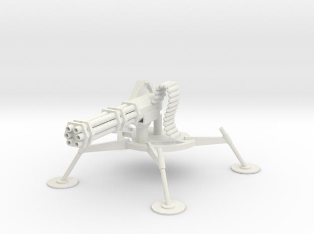 turret 3d printed