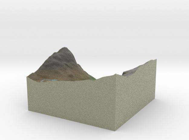 Terrafab generated model Tue Nov 19 2013 14:48:19 3d printed