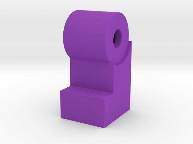 Right Leg Model8101rl 3d printed