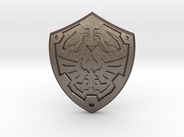 Royal Shield II 3d printed