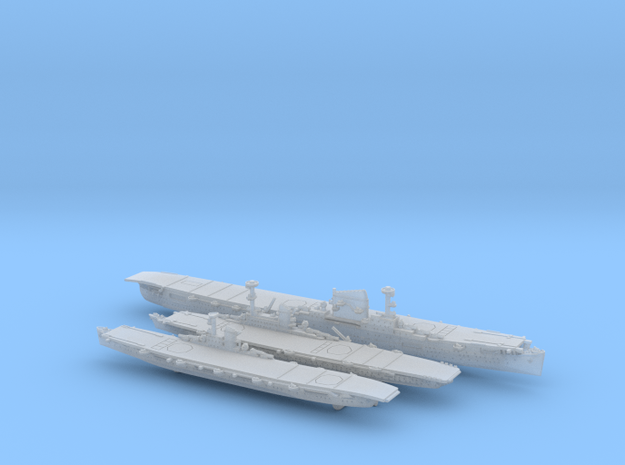 1/2400 KM WWII Carrier Projects