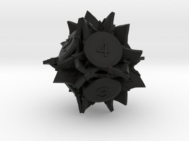 seed dice 3d printed