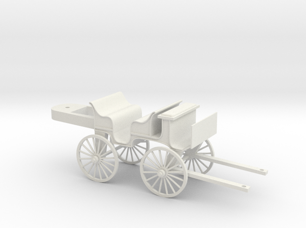 carriage 3d printed