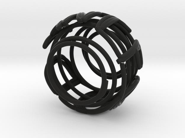 Swirl (31) 3d printed