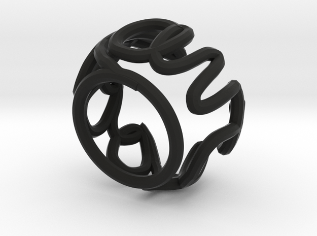 Swirl (27) 3d printed