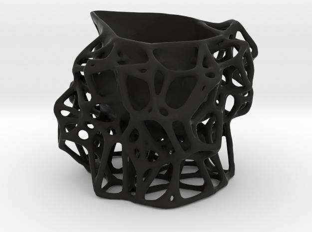 Voronoi Creamer 3d printed