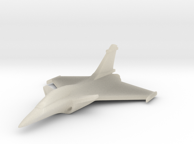 1/285 (6mm) RAFALE  in White Acrylic