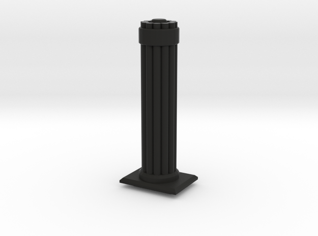Gattlen Cannon for Turrent 3d printed