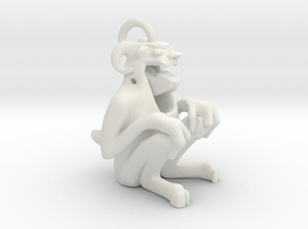 Krampus Ornament - Mini 3d printed