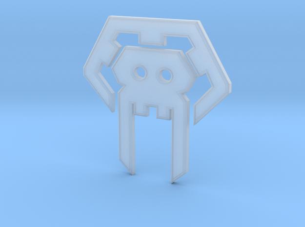 Heroskull 3d printed