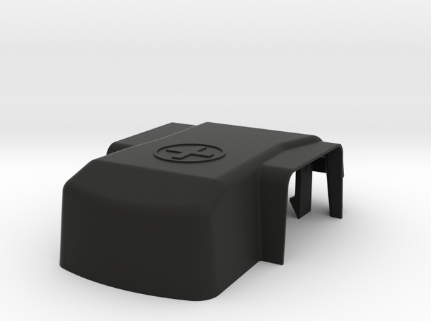Dad's Battery Terminal Cover 3d printed