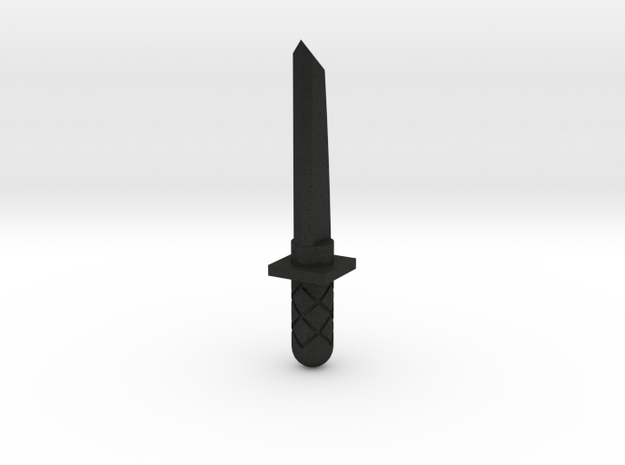 Tanto Knife 3d printed