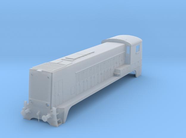 NS 2200 (1:120) 3d printed