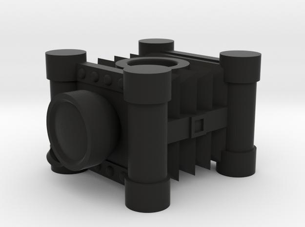Picto Box 3d printed