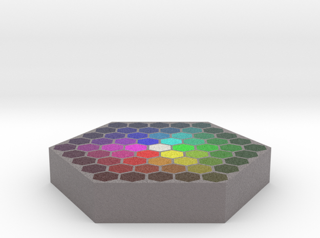 Color Wafer 2 - Flat