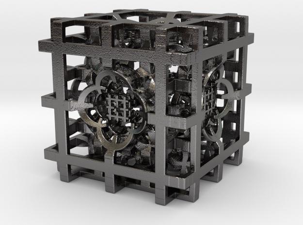 Fractal Hyper Cube Nic RT9 3d printed