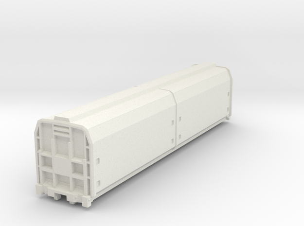 1:87 Scale NZR Zh Class 3d printed