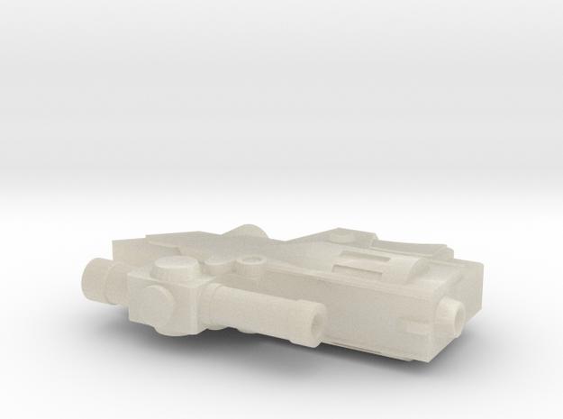 Classics Deceptive Leader Gun 3d printed