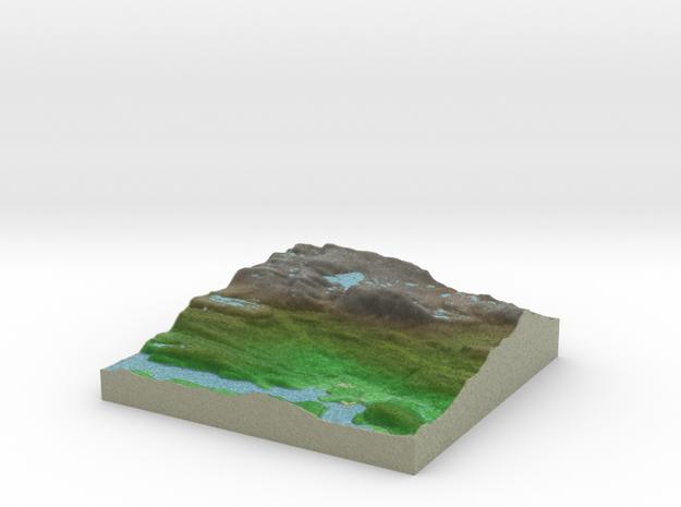 Terrafab generated model Tue Dec 03 2013 22:28:24 3d printed