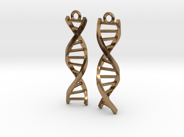 Helix Earrings 3d printed