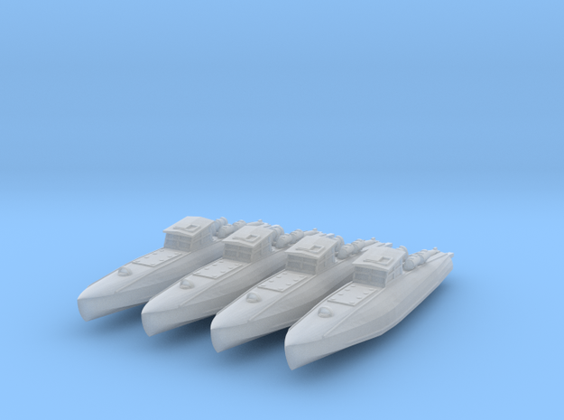 CMB 55 Foot - 1:350 in Smooth Fine Detail Plastic