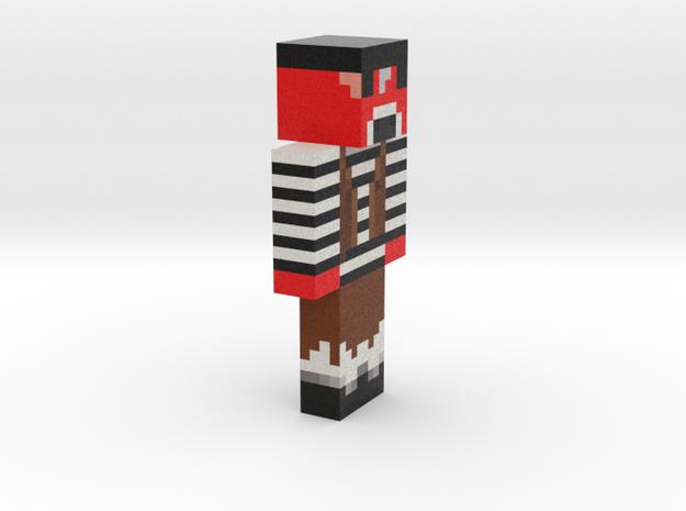 6cm | Captain_Zeo 3d printed
