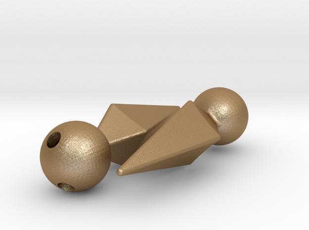 Marik Ishtar Earrings / Ishizu Ishtar Pendants  3d printed