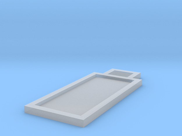 HO-Scale Grain Scales in Smooth Fine Detail Plastic