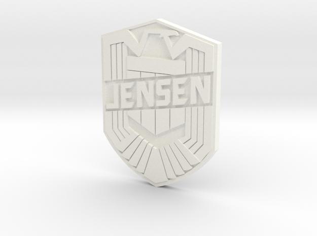 Jensen Sml 3d printed