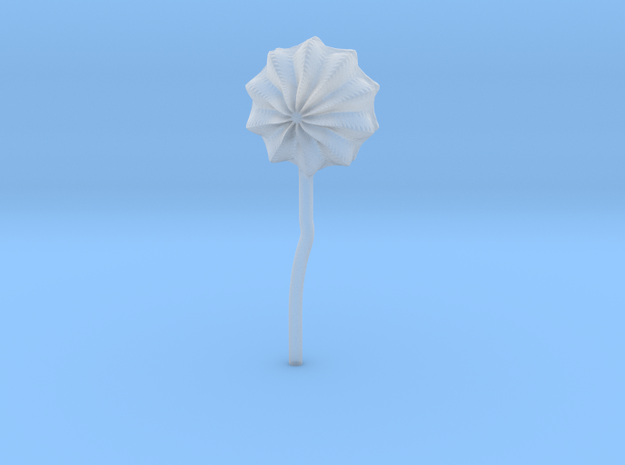 flower01 3d printed