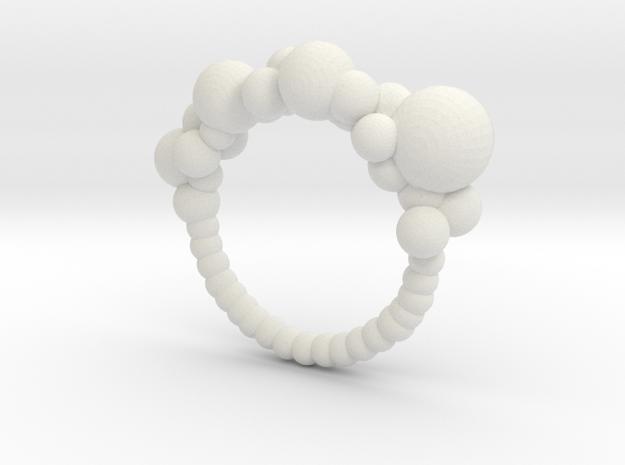 Bubbles 3d printed